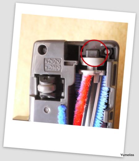 三菱紙パック式小型掃除機80-001
