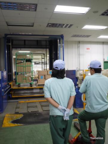 日本HP昭島工場見学338