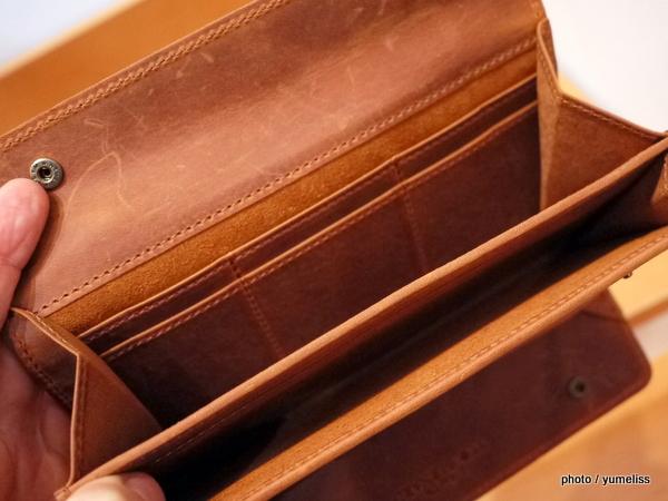 ココマイスター「ナポレオンカーフ」財布060024