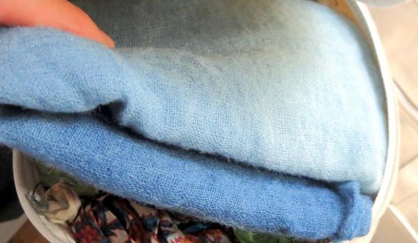 スカーフなど衣類小物収納に便利!フェリシモ2ウェイオープンソフトボックス