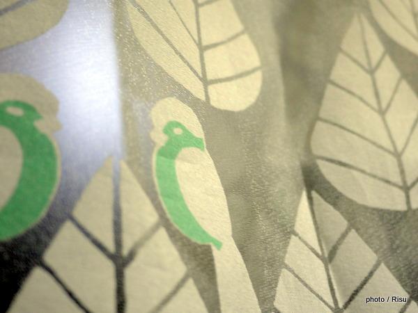 北欧オパールのボイルカーテン