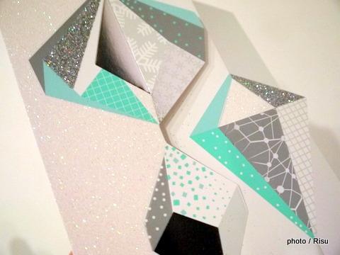 MoMA大人のクリスマスカード2015 シック