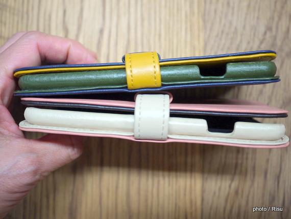 JOGGO オーダーメイド革小物「本革手帳型iPhone6ケース」