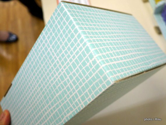 3段ボックス大活用 背表紙見せ収納が決め手のブックラック-フェリシモ