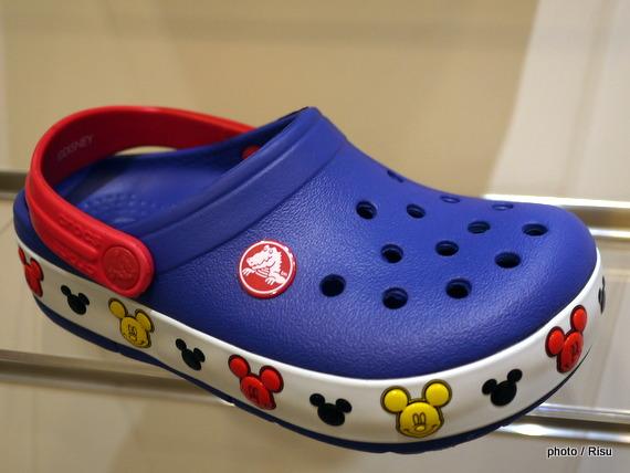 crocslights Mickey clog kids クロックスライツ ミッキー クロッグ キッズ