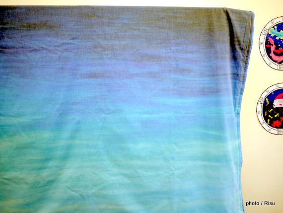 YOU+MORE! 海に抱かれて眠る 潮騒の聴こえてきそうな布団カバー