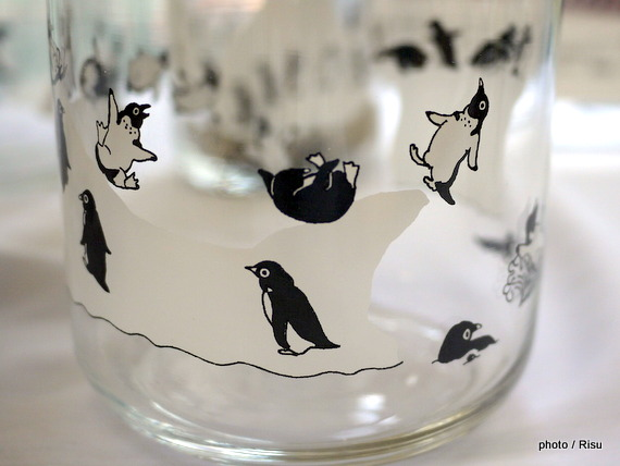 YOU+MORE! ぐるっと南極ツアー! 粉雪積もるペンギン島キャニスター