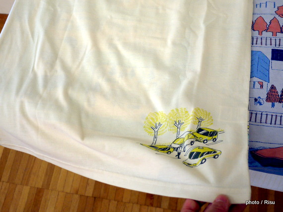 寝ころび保育 パパドーロTシャツ