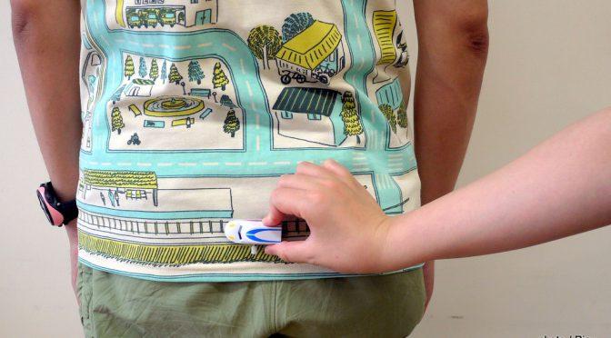 疲れてるけど子どもと遊びたい時「寝ころび保育可能!パパドーロTシャツ」がオススメです。