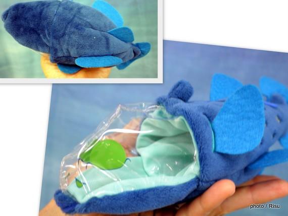 YOU+MORE! ギョッ!とびっくり 深海魚ポーチ〈応用編〉