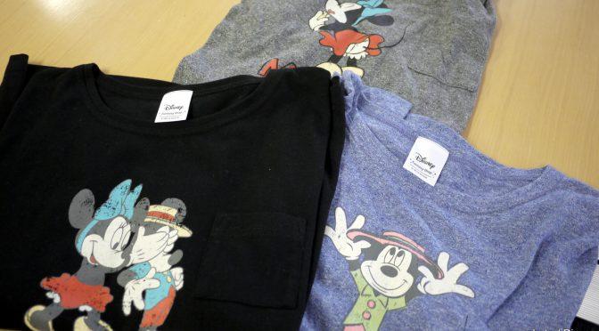 ディズニー×木下優樹菜コラボTシャツが大人可愛い♪