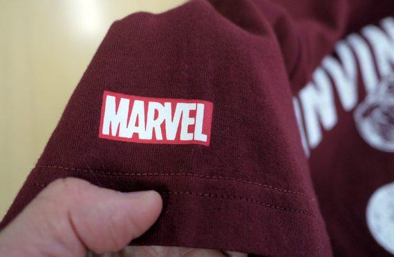 アメコミヒーローがシュールなメンズ服をベルメゾンでみつけた♪