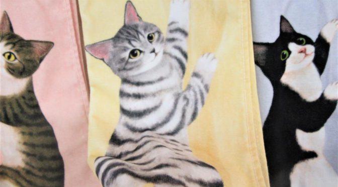 サニタリーを猫パラダイスに変えてくれるグッズ