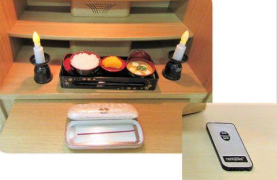 今ある仏壇にも使える安全でお手入れが簡単な仏具とは?