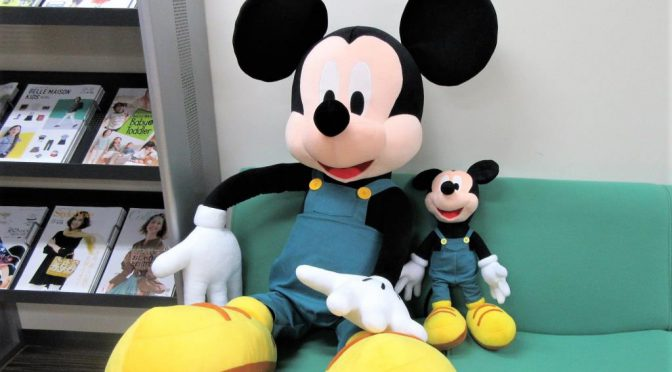 ディズニーファンタジーショップ25周年で注目5つのグッズ