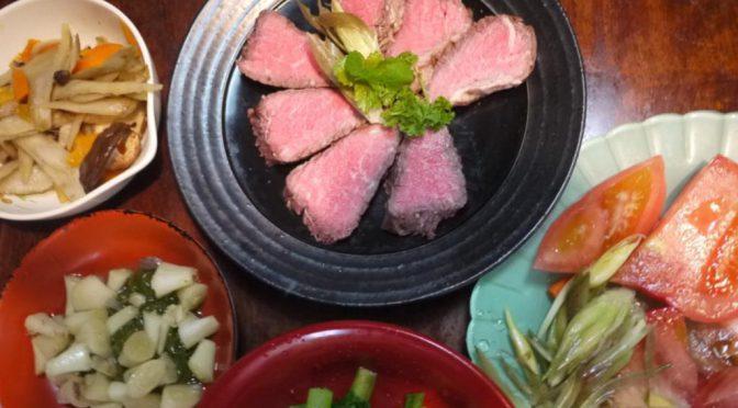 低温調理器「デリシェフ」でパーティ料理4品に挑戦!
