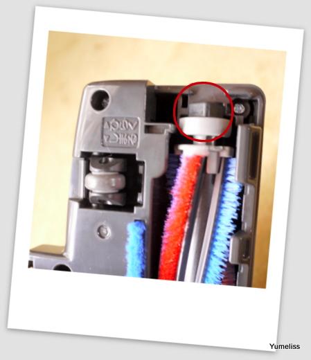 三菱紙パック式小型掃除機81-001