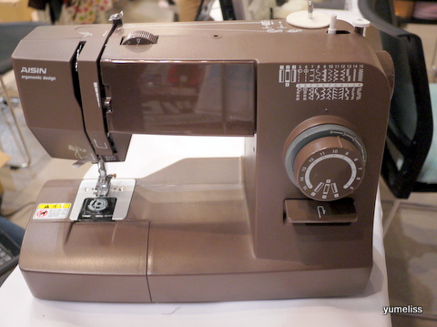 アイシン精機ミシン565