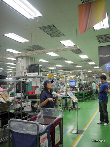 日本HP昭島工場見学247