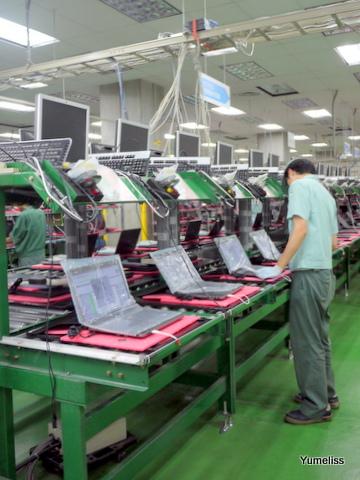 日本HP昭島工場見学282