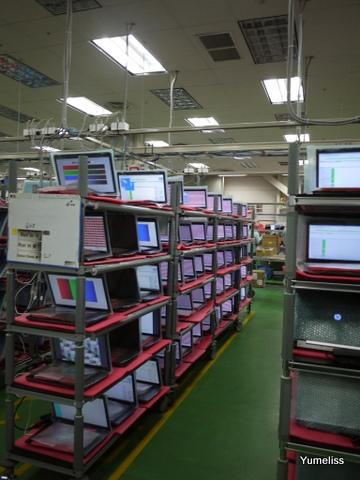 日本HP昭島工場見学310