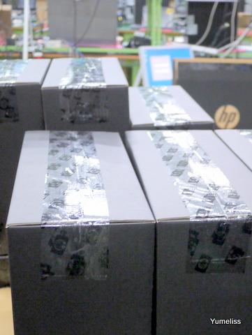 日本HP昭島工場見学335