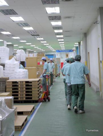 日本HP昭島工場見学337
