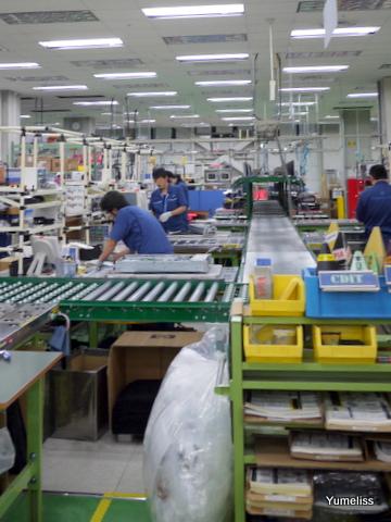 日本HP昭島工場見学343