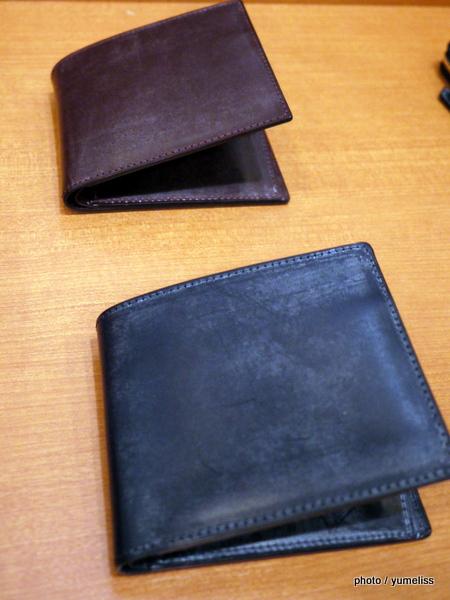 ココマイスター「ブライドル」財布060028