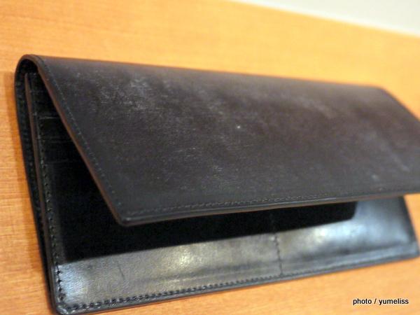 ココマイスター「ブライドル」財布060029