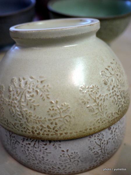 フェリシモのみ蚤の市で見つけたみたい アンティークレースを刻んだ 薫るマルチプレート0275