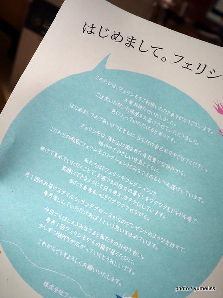 フェリシモざくざく雑貨1000円パックP1170170