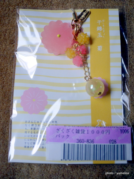 フェリシモざくざく雑貨1000円パックP1170182