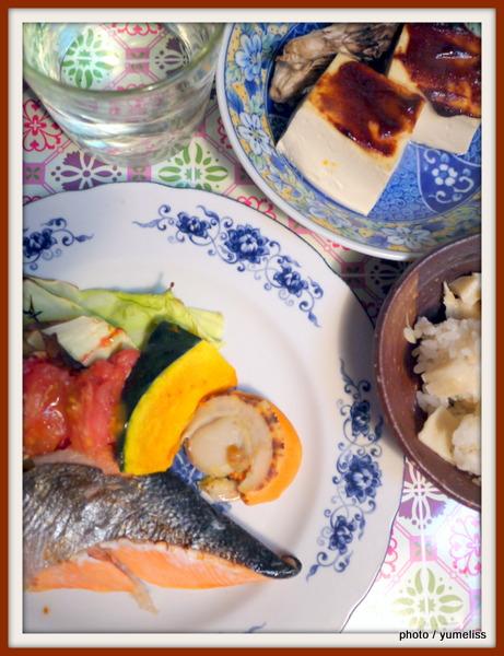 フェリシモ「貼るだけおしゃれ食卓気分テーブルタイルシール」P1170459