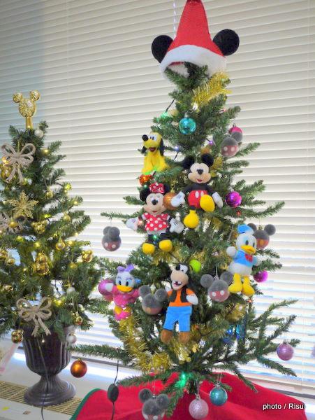 ミッキーフレンズクリスマスツリー