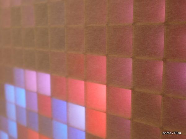 MATRIX LED SCREEN STUDIO WAGNER,2014 EXCLUSIVE