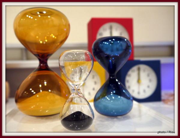 MoMA 砂時計