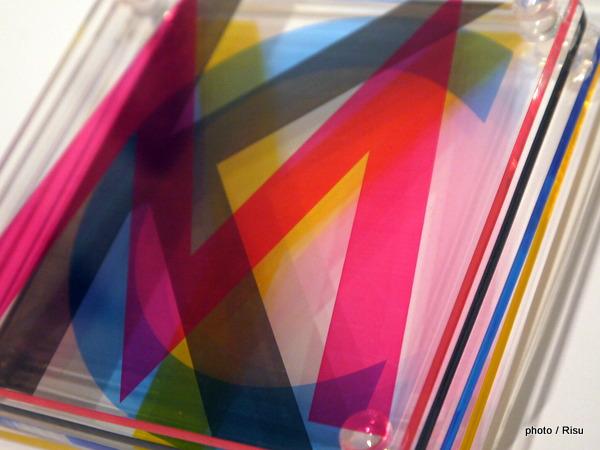 MoMA[CMYKコースターセット」