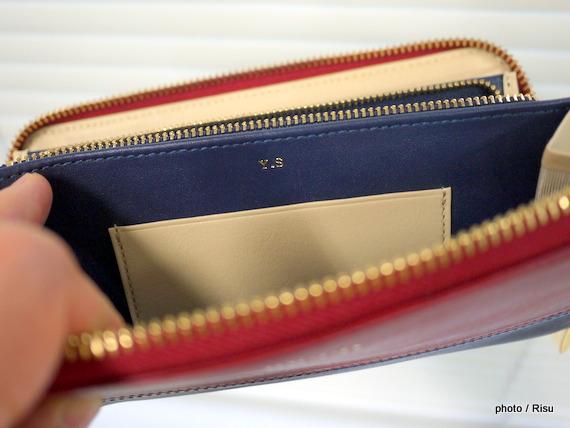 JOGGO レディースラウンドファスナー財布