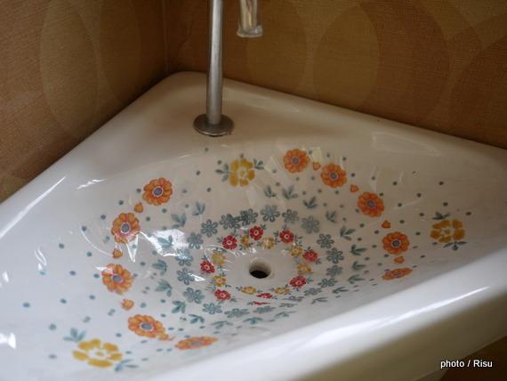 取り換えるだけトイレの手洗いタンクシート-フェリシモ