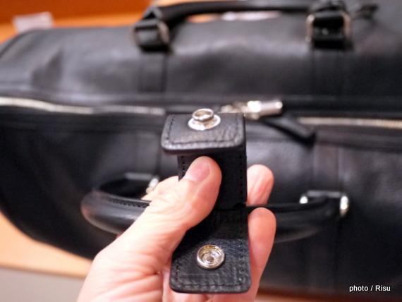 ココマイスター 旅行用ボストンバッグ