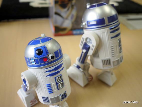 スターウォーズ(R2-D2メジャー/アラームアクションクロック)