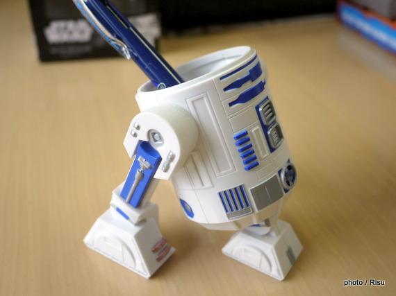 スターウォーズ(R2-D2メジャー)