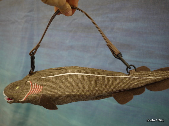 YOU+MORE! ギョッ!とびっくり 深海魚ポーチ〈極み〉